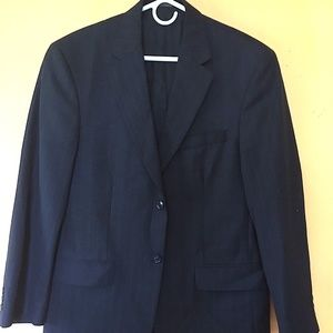 TownCraft Pinstriped Sport Coat